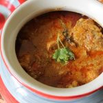 Traditional Chicken Curry / Nagercoil Chicken Kulambu