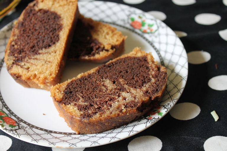 Marble Cake Recipe Yummy Tummy