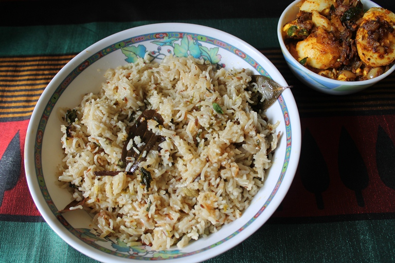Shahi Pulav ( Pulao ) / Shahi Pilaf / Shahi Biryani