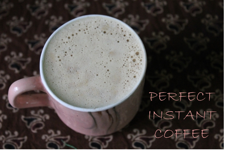 How to Make the Perfect Cup of Instant Coffee / Best Instant Coffee Recipe