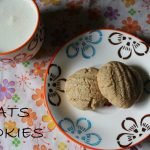 Eggless Oats Cookies – Just 4 Ingredients