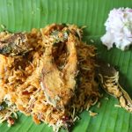Fish Briyani / Fish Dum Briyani / Spicy Fish Briyani Recipe
