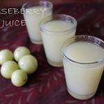 Gooseberry Juice / Nellikai Juice / Amla Juice