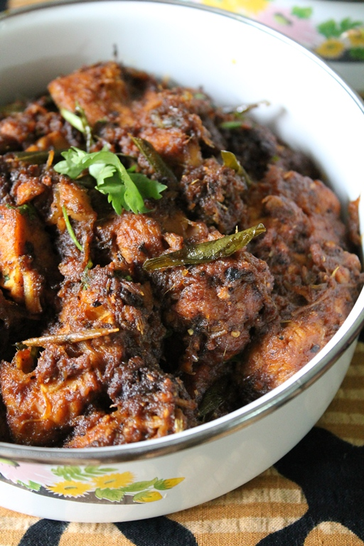 Dry pepper chicken indian style yummy tummy i have already posted chinese style pepper chicken recipe in my blog before this is my indian forumfinder Gallery