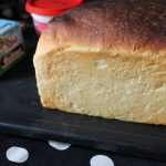 Milk Bread (Eggless) / Honey White Bread / Super Soft Milk & Honey White Bread / Sweet Bread