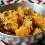Amma's Mangai Avial / Raw Mango Avial / Raw Mangoes Cooked in a Spicy Coconut Masala