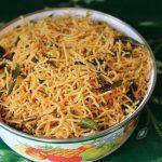 Oma Podi / Plain Sev / Sev Recipe / Carom Seed Flavoured Sev