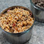 Peanut Rice / Verkadalai Sadam – Lunch Box Ideas