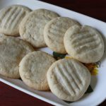 Butter Cookies Recipe / Eggless Butter Cookies