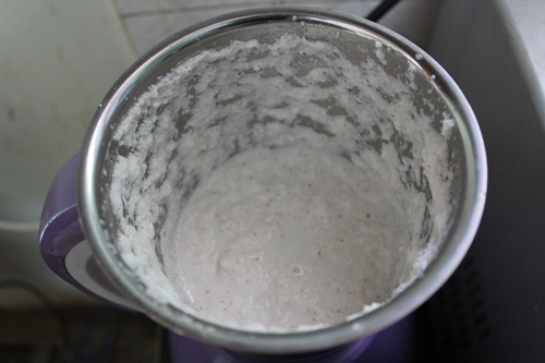how to make coconut milk powder at home