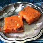 Milk Kesari / Paal Kesari / Milk Rava Kesari / Rava Kesari Using Milk /  Semolina Pudding / Sooji Halwa