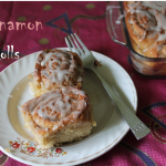 Whole Wheat Cinnamon Rolls Recipe