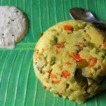 Vegetable Rava Upma / Sooji (Suji) Upma / Rava Kichadi / Sooji Kichadi – Breakfast Recipes