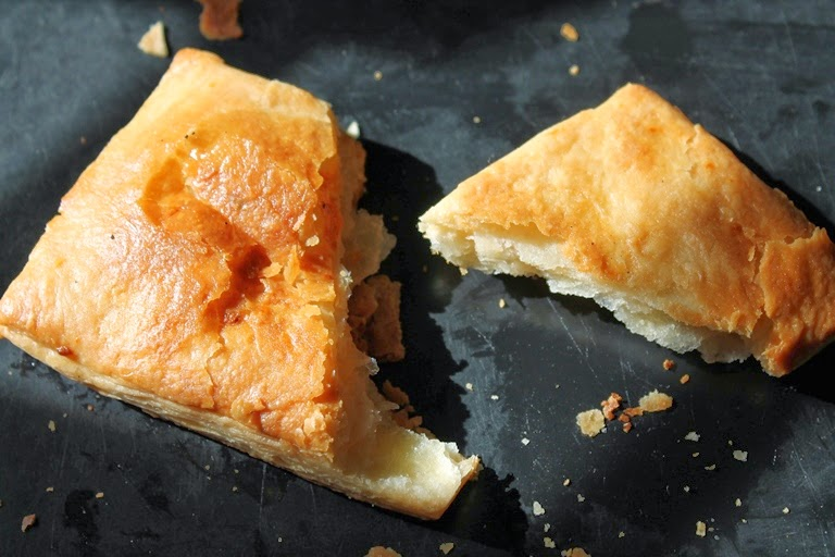 Homemade Puff Pastry Sheets / Puff Pastry Dough from Scratch / Flaky Buttery Puff Pastry Sheets