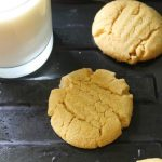 Eggless Custard Powder Cookies / Whole Wheat Cookies / Custard Cookies