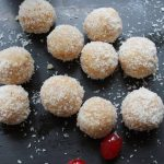 15 Minutes Coconut Ladoos – Only 4 Ingredients