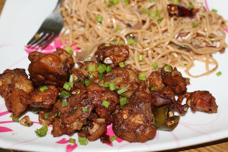 recipe: mushroom fry in tamil [22]