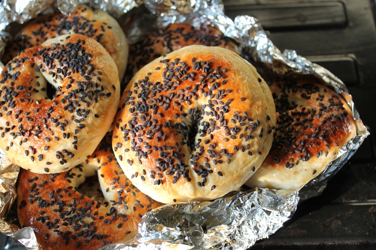 Bagels Recipe / Homemade Bagels / How to Make Bagels at Home