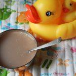 How to Make Ragi Porridge for Babies / Finger Millet Porridge / Ragi Porridge for Babies / How to Prepare Ragi at Home for Babies / Ragi for Babies / Ragi Sari – Baby Food Recipes / 5 Month Baby Food