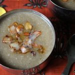 Thengai Payasam Recipe / Arisi Thengai Payasam / Rice Coconut Payasam (Kheer) / Coconut Payasam / Coconut Kheer