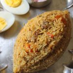 Mutton Biryani Recipe / Spicy Mutton Biryani / Lamb Biryani Recipe / Lamb Gosht / Mutton Biryani in Pressure Cooker  /