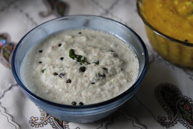 Amma's Inchi Pachadi Recipe / Ginger Pachadi Recipe / Inji Pachadi Recipe / Inji Thayir Pachadi Recipe