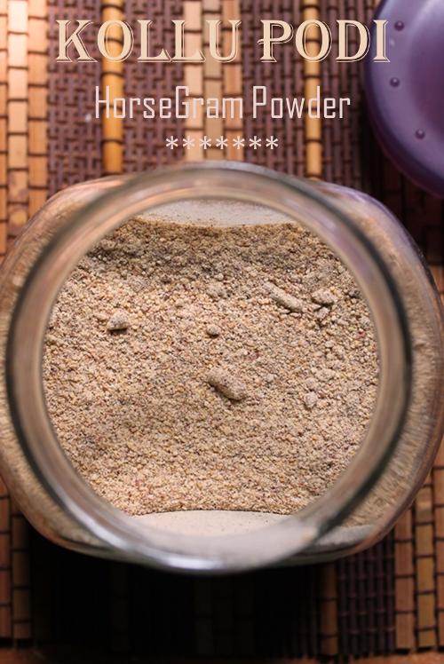 horse gram powder weight loss