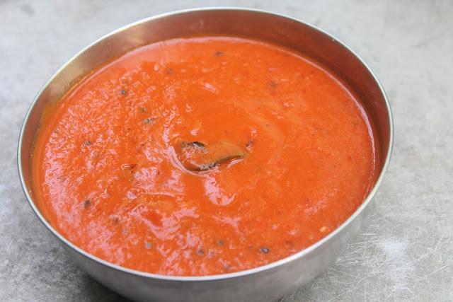 Tomato Kara Chutney Recipe – Thakkali Kara Chutney  Recipe