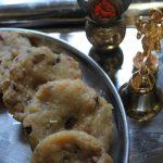 Karadaiyan Nombu Adai Recipe / Karadaiyan Nombu Sweet Adai Recipe