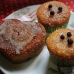 Lemon Blueberry Cupcakes Recipe / Eggless Lemon Blueberry Cupcakes Recipe
