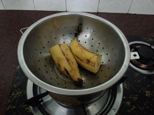 how to make banana puree for baby food