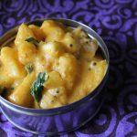 Tapioca Kootu Recipe / Maravalli Kilangu Kootu Recipe / Kappa Kootu Recipe / Marchini Kilangu Kootu Recipe