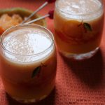 Muskmelon Juice Recipe / Cantaloupe Juice Recipe / Kirni Pazham Juice Recipe / Mulam Pazham Juice Recipe