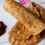 Masala Chapati Recipe / Spiced up Masala Roti Recipe / Masala Roti Recipe