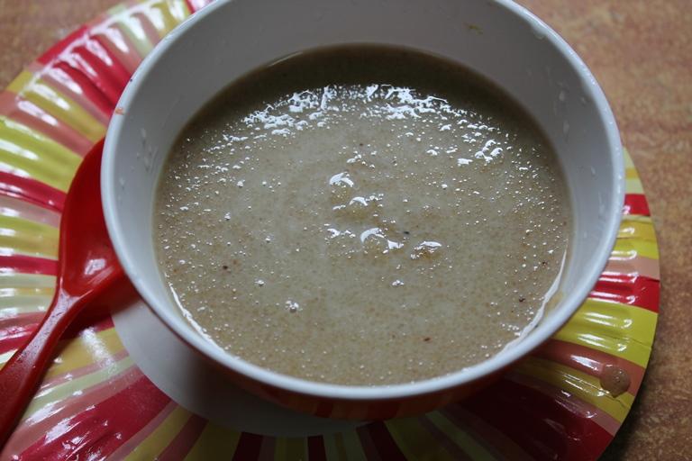 Sooji Kheer for Babies / Sooji Porridge for Babies / Rava Porridge for Babies / Sooji Kheer for Infants / Sooji Ki Kheer Recipe / Suji Kheer Recipe