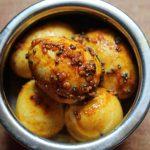 Quick Egg Roast Recipe / Egg, Urad Dal Roast Recipe / Spicy Egg Roast Recipe