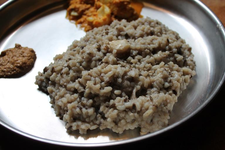 Mum's Ulundu Choru Recipe / Ulundu Saadam Recipe / Urad Dal Rice Recipe