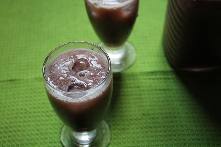 Green Grape Juice Recipe / Fresh Grape Juice Recipe
