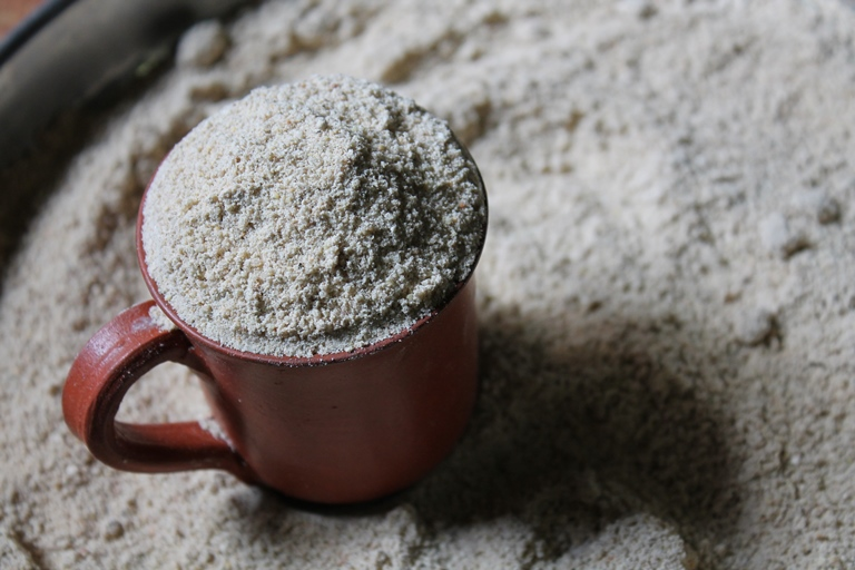 Sathu Mavu Mix for Babies / Health Mix Powder for Babies / Chathu Mavu Recipe for Babies / Homemade Health Mix Powder Recipe
