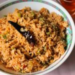Singapore Veg Fried Rice Recipe / Vegetarian Singapore Fried Rice / Singapore Fried Rice Recipe