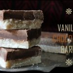 Vanilla & Chocolate Burfi Recipe / Chocolate Burfi (Barfi) Recipe / Vanilla Barfi Recipe
