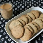 Eggless Khara Cookies Recipe / Khara Biscuits Recipe / Spicy Cookies (Biscuits) Recipe / Savoury Cookies Recipe