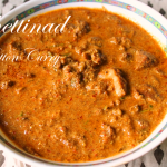 Chettinad Mutton Curry Recipe / Chettinad Mutton Kuzhambu Recipe