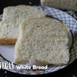 Vegan White Bread Recipe / Vegan Sandwich Bread Recipe / White Sandwich Bread Recipe