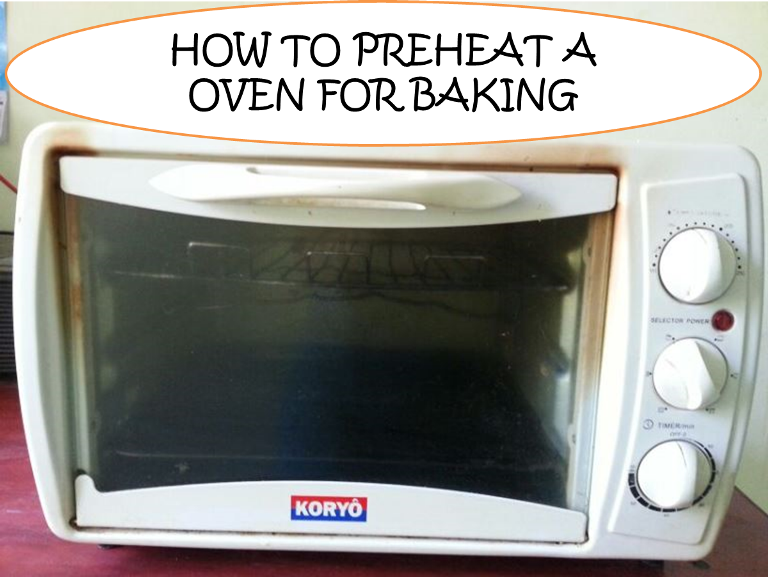 How to Preheat Oven for Baking / How to Preheat an Oven / What is Oven Preheating