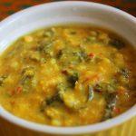 Vallarai Keerai Kootu Recipe / Keerai Kootu Recipe / Brahmi Leaves Kootu Recipe