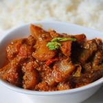 Radish Capsicum Masala Recipe / Radish Masala Curry Recipe