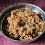 Sweet Poha Recipe / Sweet Coconut Poha Recipe