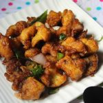 Pepper Gobi Recipe / Cauliflower Pepper Fry Recipe / Gobi Pepper Fry Recipe