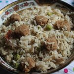 Soya Chunks Pulao Recipe